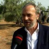 José Coronado, en la nueva campaña de la Interprofesional del Aceite de Oliva